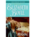 Portada de [HIS MISTRESS BY MORNING] [BY: ELIZABETH BOYLE]