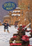 Portada de THE GREAT ICE BATTLE (THE SECRETS OF DROON # 5) BY ABBOTT. TONY ( 1999 ) PAPERBACK