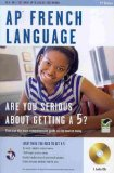 Portada de (AP FRENCH LANGUAGE [WITH 3 CDS] (GREEN)) BY KNAUER, ELLEN VALTRI (AUTHOR) PAPERBACK ON (08 , 2009)