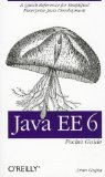 Portada de JAVA EE 6 POCKET GUIDE BY GUPTA, ARUN (2012) PAPERBACK