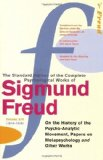 """Portada de COMPLETE PSYCHOLOGICAL WORKS OF SIGMUND FREUD, THE VOL 14: """"ON THE HISTORY OF THE POST PSYCHOANALYTIC MOVEMENT"""", """"PAPERS ON METAPSYCHOLOGY"""" AND OTHER WORKS V. 14 BY SIGMUND FREUD (20-SEP-2001) PAPERBACK"""