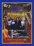 Portada de TUNING IN: PRACTICAL PSYCHOLOGY FOR MUSICIANS WHO ARE TEACHING, LEARNING AND PERFORMING BY LUCINDA MACKWORTH-YOUNG (2000) PAPERBACK