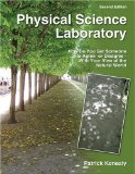 Portada de PHYSICAL SCIENCE LABORATORY: HOW DO YOU GET SOMEONE TO AGREE-OR DISAGREE-WITH YOUR VIEW OF TAHE NATURAL WORLD 2ND EDITION BY KENEALY PATRICK F (2008) SPIRAL-BOUND
