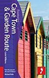 Portada de CAPE TOWN & GARDEN ROUTE (INCLUDES STELLENBOSCH, PAARL, HERMANUS, PLETTENBERG BAY) (FOOTPRINT FOCUS GUIDE) BY LIZZIE WILLIAMS (10-FEB-2014) PAPERBACK