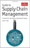 Portada de GUIDE TO SUPPLY CHAIN MANAGEMENT: HOW GETTING IT RIGHT BOOSTS CORPORATE PERFORMANCE (ECONOMIST BOOKS) 1ST EDITION BY JACOBY, DAVID (2009) HARDCOVER