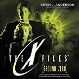 Portada de GROUND ZERO (X-FILES) BY KEVIN J ANDERSON (2015-05-19)
