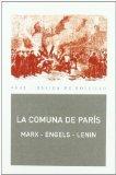Portada de LA COMUNA DE PARÍS (BÁSICA DE BOLSILLO) DE MARX, KARL (2010) TAPA BLANDA
