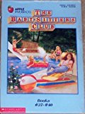 Portada de THE BABY-SITTERS CLUB: DAWN AND THE OLDER BOY, KRISTY'S MYSTERY ADMIRER, POOR MALLORY AND CLAUDIA AND THE MIDDLE SCHOOL MYSTERY/BOXED SET BY ANN M. MARTIN (OCTOBER 01,1992)