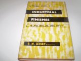 Portada de A PRACTICAL MANUAL OF INDUSTRIAL FINISHES: ON WOOD, METAL, AND OTHER SURFACES