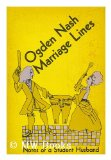 Portada de MARRIAGE LINES : NOTES OF A STUDENT HUSBAND / ILLUSTRATED BY ISADORE SELTZER