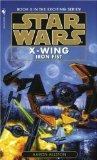 Portada de IRON FIST (STAR WARS: X-WING SERIES, BOOK 6) BY ALLSTON, AARON (1998) MASS MARKET PAPERBACK