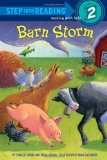 Portada de BARN STORM (STEP INTO READING) BY GHIGNA, CHARLES, GHIGNA, DEBRA (2010) PAPERBACK