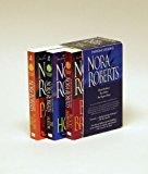 Portada de NORA ROBERTS SIGN OF SEVEN TRILOGY BOX SET BY NORA ROBERTS (2009-03-31)