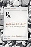 Portada de WAGES OF SIN BY PHILLIP STEVENSON (2016-04-01)