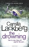 Portada de THE DROWNING (PATRICK HEDSTROM AND ERICA FALCK, BOOK 6) BY CAMILLA LACKBERG (2012) HARDCOVER