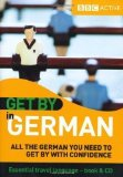 Portada de GET BY IN GERMAN (BOOK & CD) 1ST (FIRST) EDITION BY BONK, ULI, TILLEY, ROBERT PUBLISHED BY BBC ACTIVE (2007)