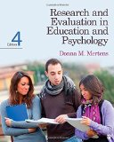 Portada de RESEARCH AND EVALUATION IN EDUCATION AND PSYCHOLOGY: INTEGRATING DIVERSITY WITH QUANTITATIVE, QUALITATIVE, AND MIXED METHODS BY MERTENS, DONNA M. (2004) PAPERBACK
