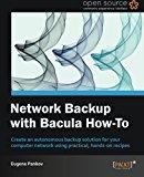 Portada de NETWORK BACKUP WITH BACULA [HOW-TO] BY YAUHENI V. PANKOV (2012-11-23)