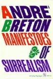 Portada de MANIFESTOES OF SURREALISM (ANN ARBOR PAPERBACKS) BY ANDRE BRETON, RICHARD SEAVER, HELEN R. LANE NEW EDITION [PAPERBACK(1969)]