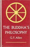 Portada de THE BUDDHA'S PHILOSOPHY: SELECTIONS FROM THE PALI CANON
