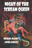 Portada de NIGHT OF THE SCREAM QUEEN: KISS OF THE GATOR-GUY BY MICHAEL MCCARTY (28-MAY-2012) PAPERBACK
