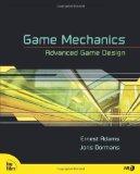 Portada de GAME MECHANICS: ADVANCED GAME DESIGN (VOICES THAT MATTER) BY ADAMS, ERNEST, DORMANS, JORIS (2012) PAPERBACK