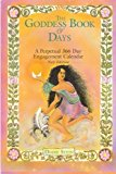 Portada de THE GODDESS BOOK OF DAYS: A PERPETUAL 366 DAY ENGAGEMENT CALENDAR BY DIANE STEIN (2011-07-29)