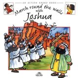 Portada de MARCH ROUND THE WALLS WITH JOSHUA (ACTION RHYMES) BY JEFFS, STEPHANIE (2007) PAPERBACK