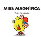 Portada de MISS MAGNÍFICA (MR. MEN AND LITTLE MISS)