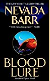 Portada de [(BLOOD LURE)] [BY (AUTHOR) NEVADA BARR] PUBLISHED ON (AUGUST, 2006)