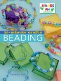 Portada de 20-MINUTE CRAFTS: BEADING BY HANDS-ON CRAFTS FOR KIDS (2006) PAPERBACK