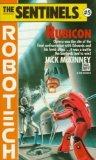 Portada de RUBICON (SENTINELS) BY MCKINNEY, JACK (1988) MASS MARKET PAPERBACK