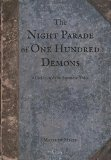 Portada de THE NIGHT PARADE OF ONE HUNDRED DEMONS: A FIELD GUIDE TO JAPANESE YOKAI: VOLUME 1 BY MR. MATTHEW MEYER (30-MAR-2015) PAPERBACK