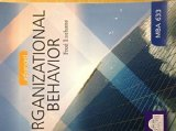 Portada de ADVANCED ORGANIZATIONAL BEHAVIOR, 12TH EDITION (ORGANIZATION BEHAVIOR) BY FRED LUTHANS (2011-01-01)