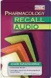 Portada de PHARMACOLOGY RECALL AUDIO (RECALL SERIES) 2 PSC BY RAMACHANDRAN MD, ANAND (2007) CARDS