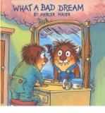 Portada de [( WHAT A BAD DREAM )] [BY: MERCER MAYER] [MAR-2001]