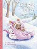 Portada de BITTY BABY LOVES THE SNOW BY KIRBY LARSON (2013-08-27)