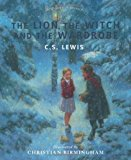 Portada de THE LION, THE WITCH AND THE WARDROBE (BEST-LOVED CLASSICS) BY C. S. LEWIS (27-OCT-2011) HARDCOVER
