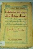 Portada de LA FILOSOFIA DEL AMOR DEL SR. ORTEGA Y GASSET EXAMINADA ANTE EL SUPREMO CONCEPTO TRADICIONAL FILOSÓFICO, ÚNICO VERDADERO Y CON LEGÍTIMOS TÍTULOS / LA FILOSOFIA DEL AMOR DEL SR. ORTEGA Y GASSET EXAMINADA ANTE EL SUPREMO CONCEPTO TRADICIONAL FILOSOFICO, UNICO VERDADERO Y CON LEGITIMOS TITULOS