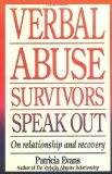 Portada de VERBAL ABUSE: SURVIVORS SPEAK OUT ON RELEATIONSHIP AND RECOVERY BY EVANS, PATRICIA (2003) PAPERBACK