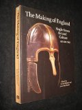 Portada de THE MAKING OF ENGLAND. ANGLO-SAXON, ART AND CULTURE AD 600-900