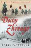 Portada de DOCTOR ZHIVAGO BY BORIS PASTERNAK ( 2002 ) PAPERBACK