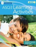 Portada de ASQ-3 LEARNING ACTIVITIES [WITH CDROM] 1ST (FIRST) EDITION BY FINK M.A., GINGER PUBLISHED BY PAUL H BROOKES PUB CO (2012)