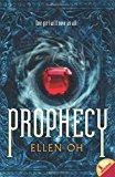 Portada de PROPHECY (DRAGON KING CHRONICLES) BY ELLEN OH (31-DEC-2013) PAPERBACK
