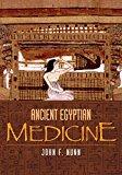 Portada de ANCIENT EGYPTIAN MEDICINE BY JOHN F. NUNN (2002-12-09)