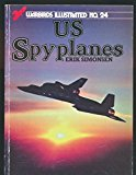 Portada de U. S. SPYPLANES - WARBIRDS ILLUSTRATED NO. 24 BY ERIK SIMONSEN (1985-02-01)