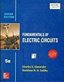 Portada de FUNDAMENTALS OF ELECTRIC CIRCUITS BY ALEXANDER SADIKU (2013-07-01)