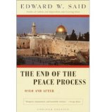 Portada de [( THE END OF THE PEACE PROCESS: OSLO AND AFTER )] [BY: PROFESSOR EDWARD W SAID] [MAY-2001]