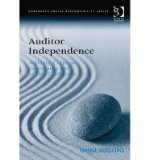Portada de [(AUDITOR INDEPENDENCE: AUDITING, CORPORATE GOVERNANCE AND MARKET CONFIDENCE )] [AUTHOR: ISMAIL ADELOPO] [DEC-2012]