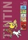 Portada de THE ADVENTURES OF TINTIN, VOL. 1 (TINTIN IN AMERICA / CIGARS OF THE PHARAOH / THE BLUE LOTUS) BY HERG??? PUBLISHED BY LITTLE, BROWN BOOKS FOR YOUNG READERS (1994) HARDCOVER